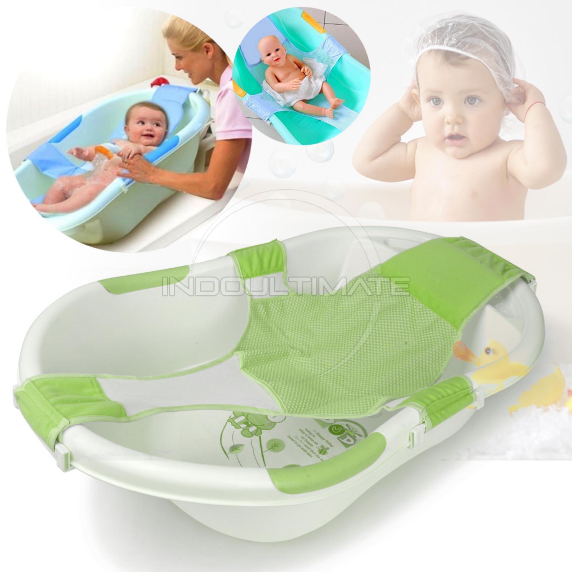 Ultimate Jaring Bak Mandi Bayi / Alas Mandi / Baby Bath Support HN-1036