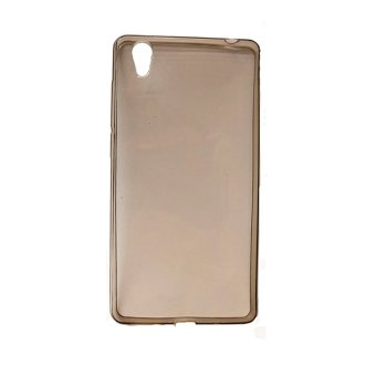 Ultrathin Case For Vivo Y51 UltraFit Air Case / Jelly case / Soft Case- Hitam
