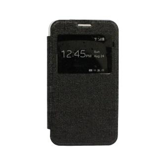 Ume Flip Cover for Lg Magna H502F - Hitam