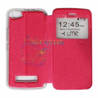 Buy & Sell Cheapest HISENSE H11 HP Best Quality Product Deals Source · Ume Himax M2 View Flip Cover Flipshell Leather Case Sarung Handphone