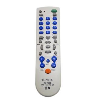 Universal Remote Tv Led / Lcd Rm-133E - Putih