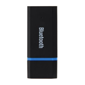 USB Bluetooth receiver audio 3.5 mm audio kabel transmisi nirkabel