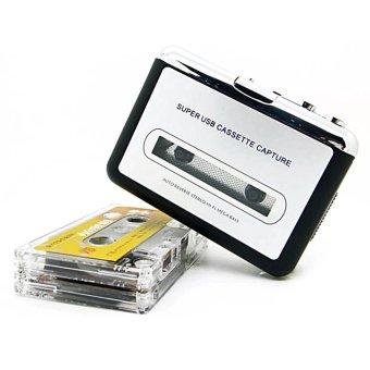 USB kaset dan MP3 CD konverter menangkap pemutar musik Digital - Internasional