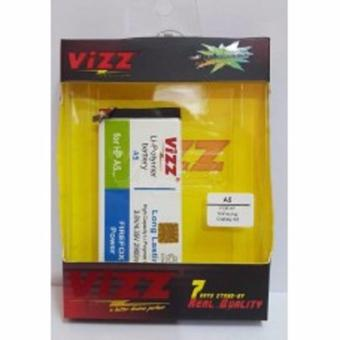 Vizz Battery Batt Batre Baterai Double Power Vizz Samsung A5