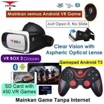 Info Diskon Baru Vr Box 2 Play Vr Game Tanpa Wifi With Magnet 3d Vr