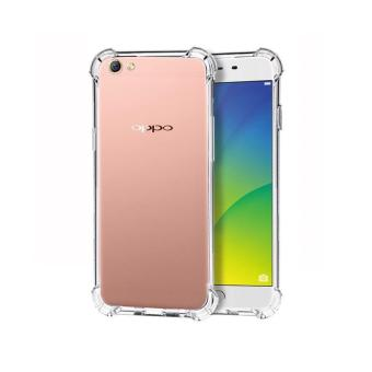 Wanky Anti Crack Shock proof Softcase Silicone For Oppo A33 / Neo 7