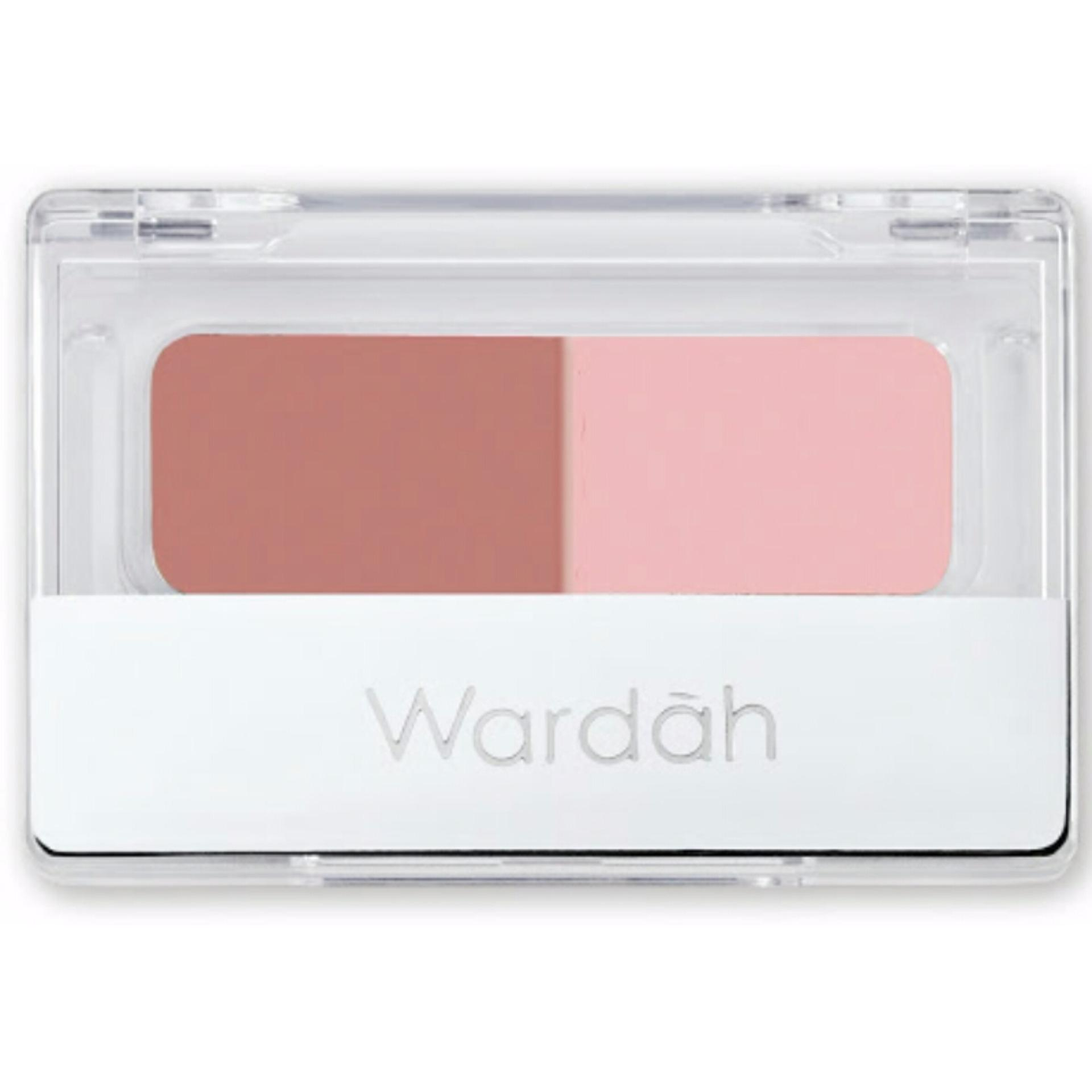 Bioaqua Chic Trendy Soft Rose Blush On Kehebatan Original 100 Dan Harga Update Wardah A