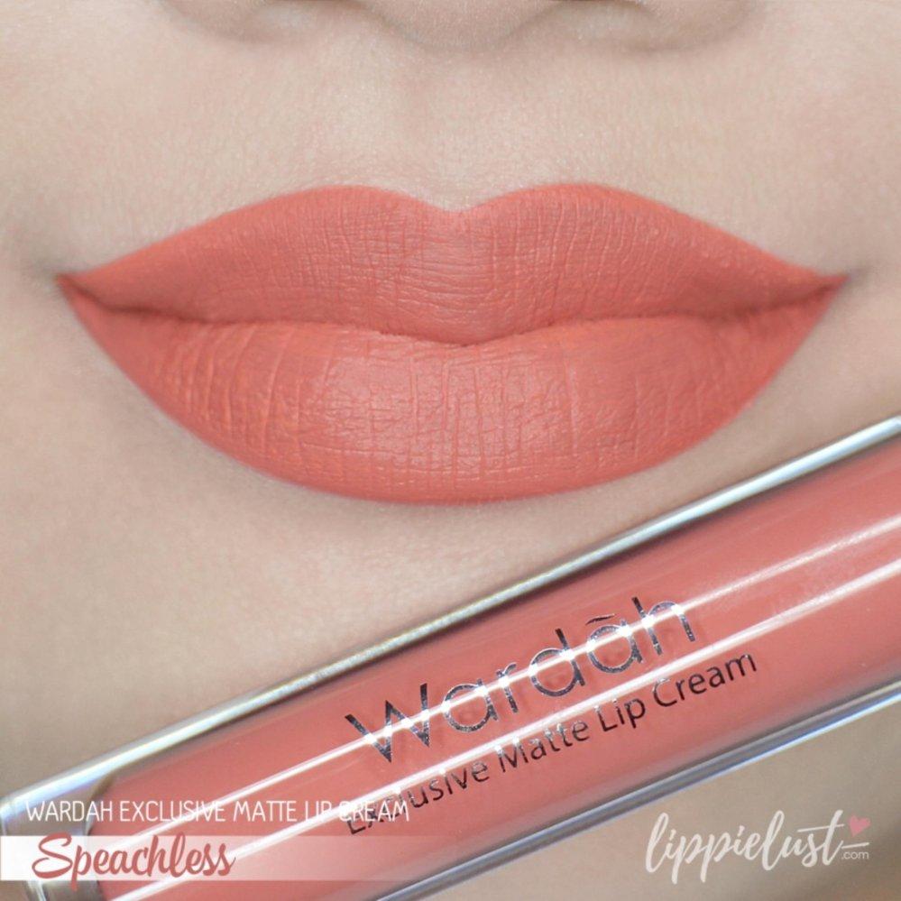 Wardah Exclusive Lip Cream No 05 - Produk Terbaik Wiki Harga