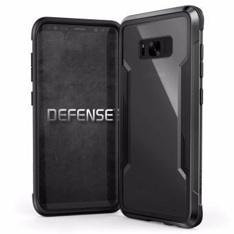 X-DORIA Defense Shield Case - Samsung Galaxy S8 Plus - Black
