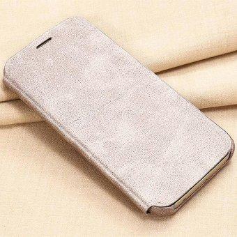 Hot Deals X-Level Leather Phone Case untuk Samsung Galaxy S7 Edge Ultra Tipis Flip