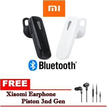Xiaomi Original Headset Bluetooth 4.1 Earphone Build-in Mic Handfree free Xiaomi earphone piston 3nd