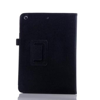 YBC Mewah Ultra Tipis Magnetic Flip Leather Case Cover untuk IPad Mini 1/2/3 Tablet-Intl