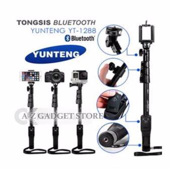 Unique Yunteng Yt 1288 Original Bluetooth Tongsis With Remote Source · Yunteng YT 1288 Monopod Tongsis 1288 with Bluetooth black