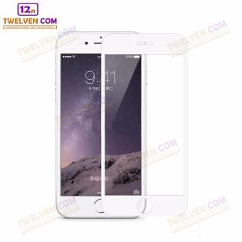 zenBlade 3D Full Cover Tempered Glass iPhone 5/5s/5c - White
