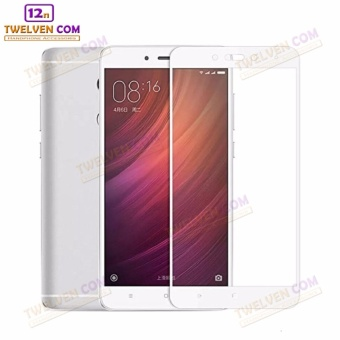 ZenBlade 3D Full Cover Tempered Glass Vivo Y55 - White