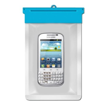 Zoe Samsung Galaxy Chat B5330 Waterproof Bag Case - Biru