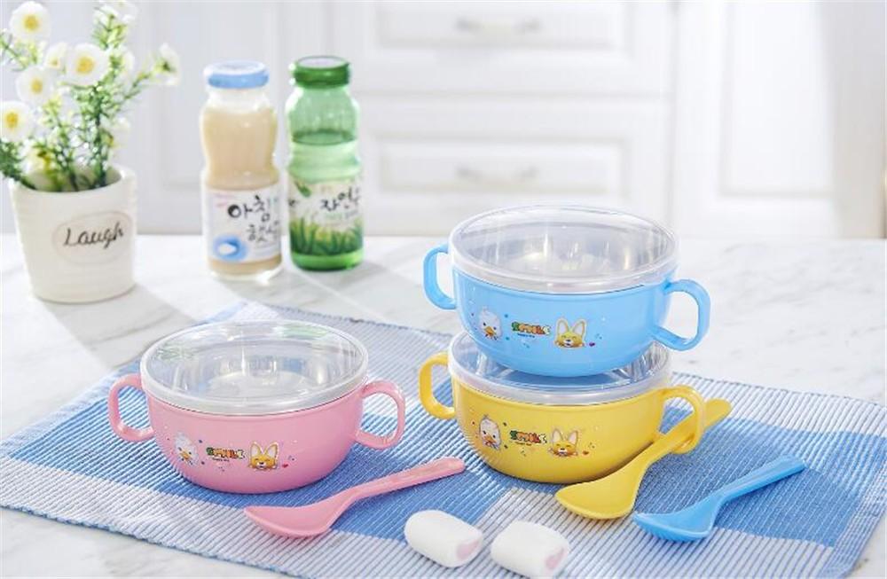 my superstore – mangkok bayi stainless / mangkok makan anak / peran mpasi bayi