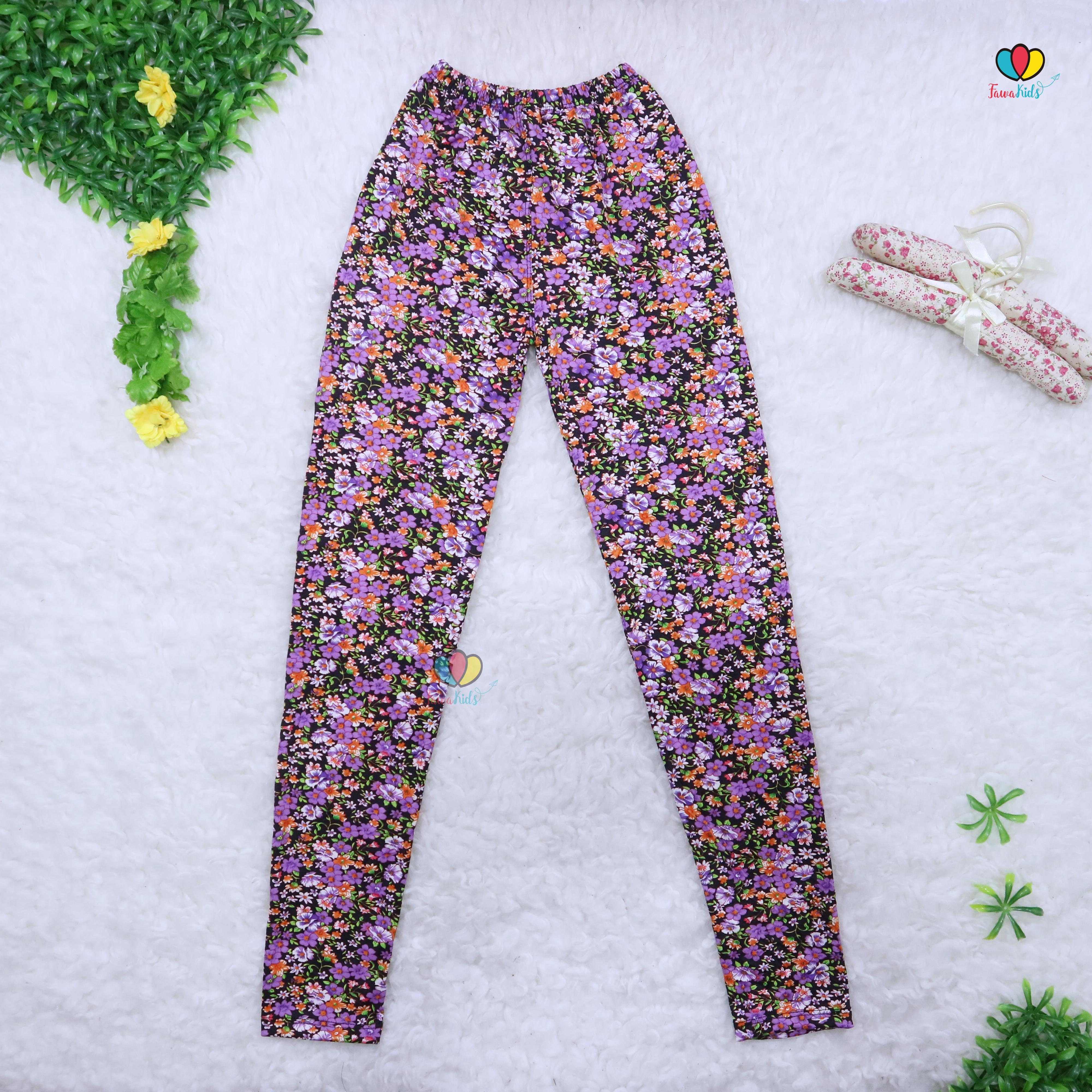 1d9c78fb2a864e Detail Gambar Legging Motif Anak 9-15 Tahun Remaja Tanggung / Celana  Panjang Perempuan Leging Salur Murah Adem Kios Balita Fawa Terbaru