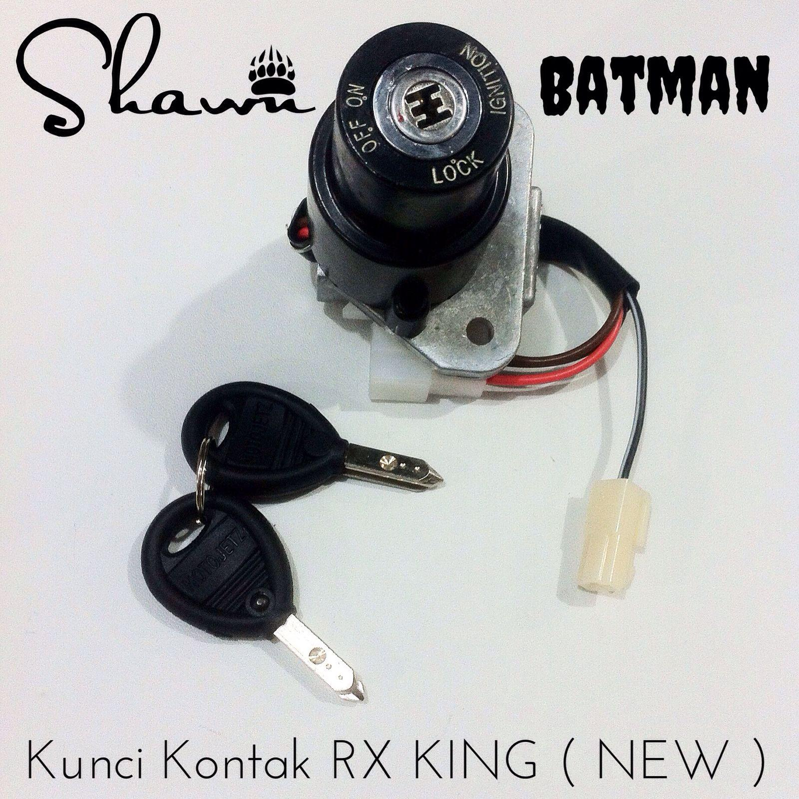Kunci Kontak RX King New - Original