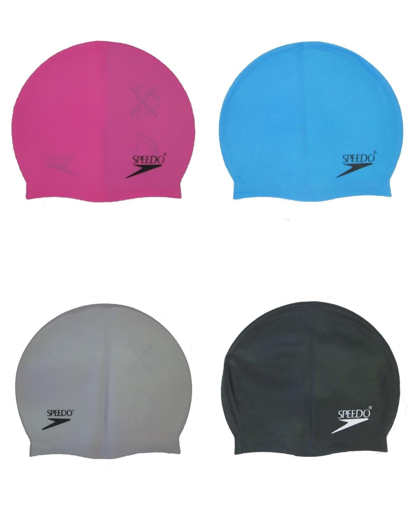 Swimming Cap SPEEDO Topi Renang Anak Dewasa