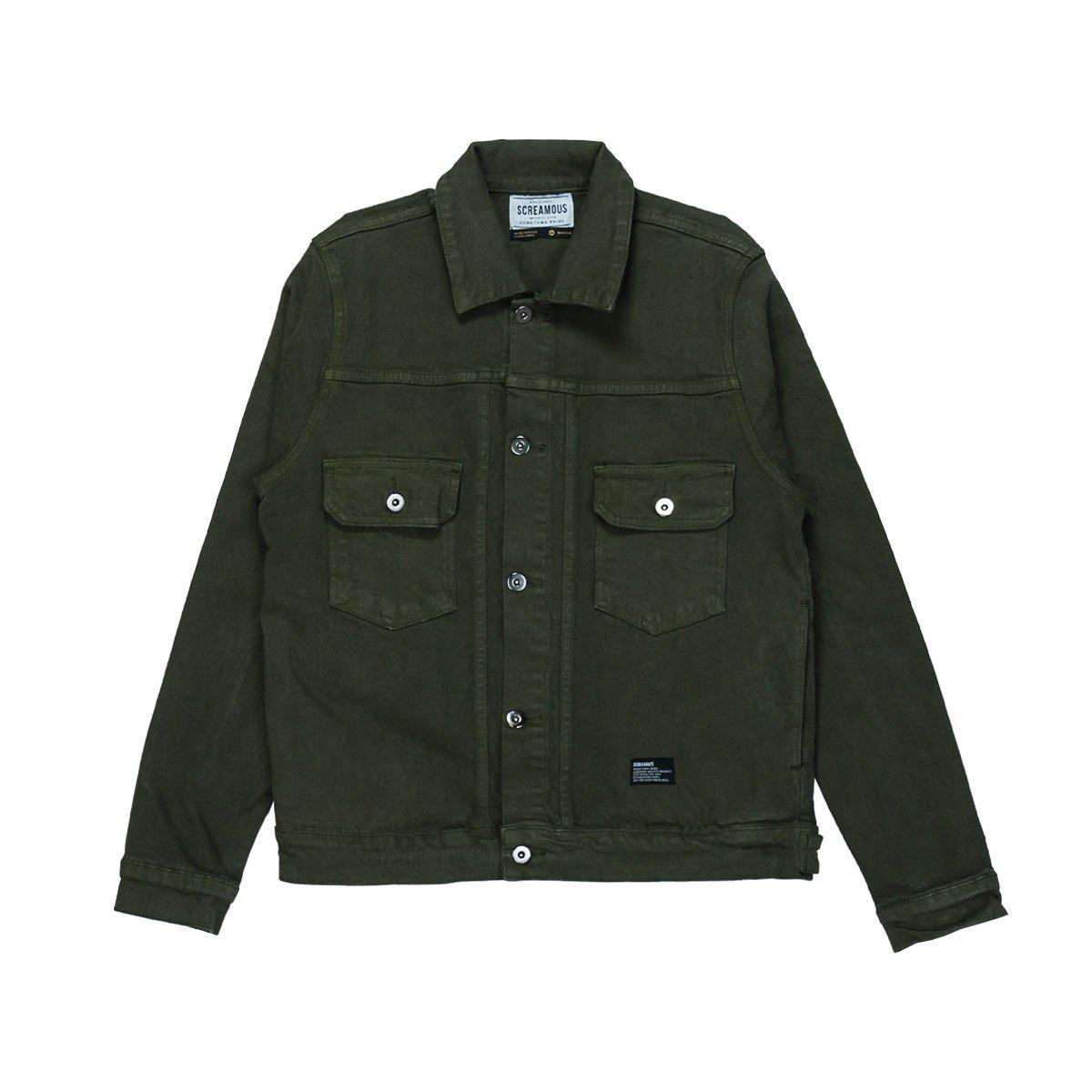 Jacket Screamous Maxwell#2 Army