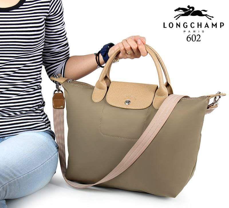 PROMO SALE LongChamp 602 Grosir Tas Wanita Bag Fashion Branded Import Top Handle Handbag