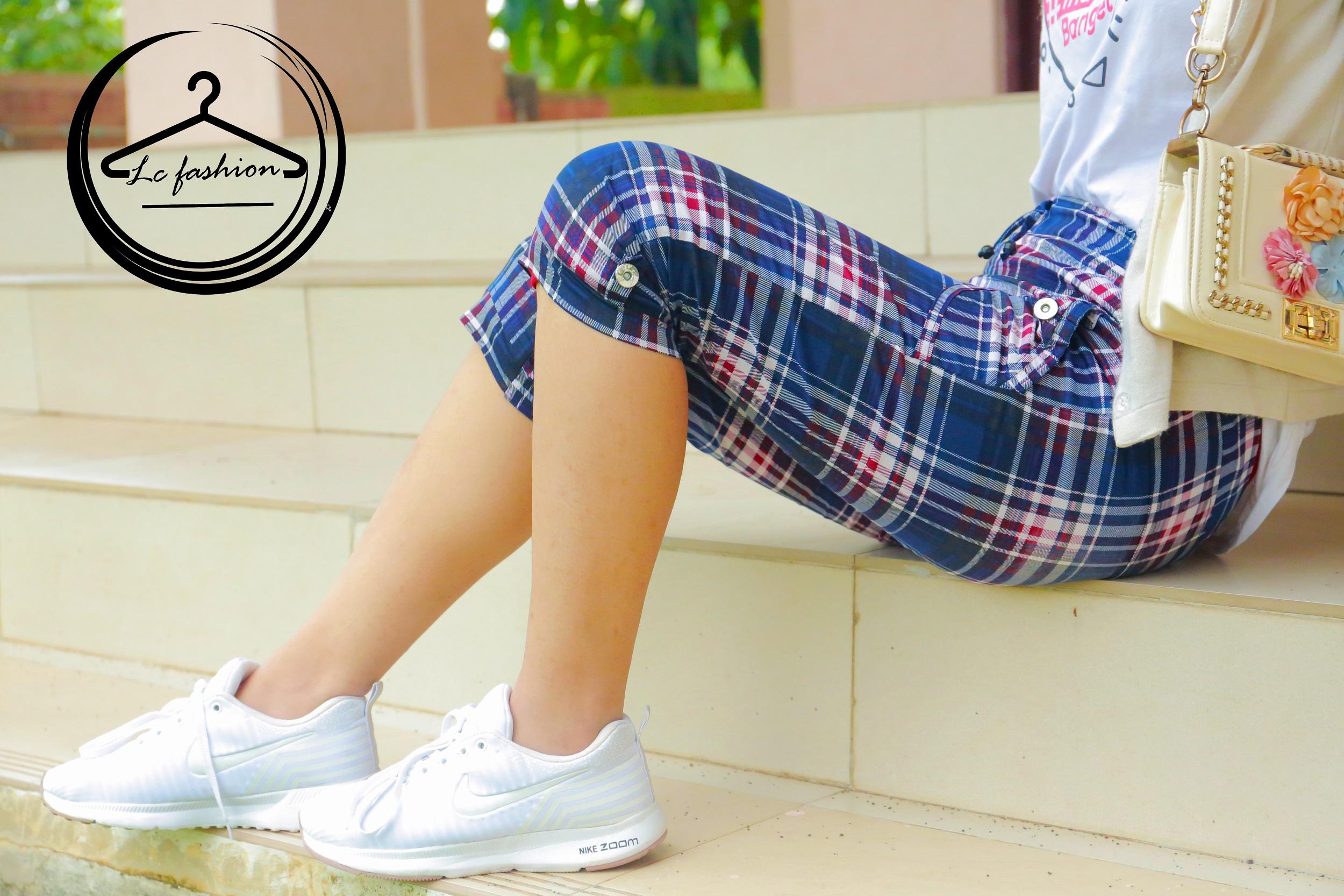 lc fs [ new promo] celana panjang wanita katun polos kasual original / bawahan perempuan  / xl xxl [ bb45-60kg bb 60-80kg] hitam / abu abu / krem / celana doty  katun  / cod /free ongkir / promo diskon