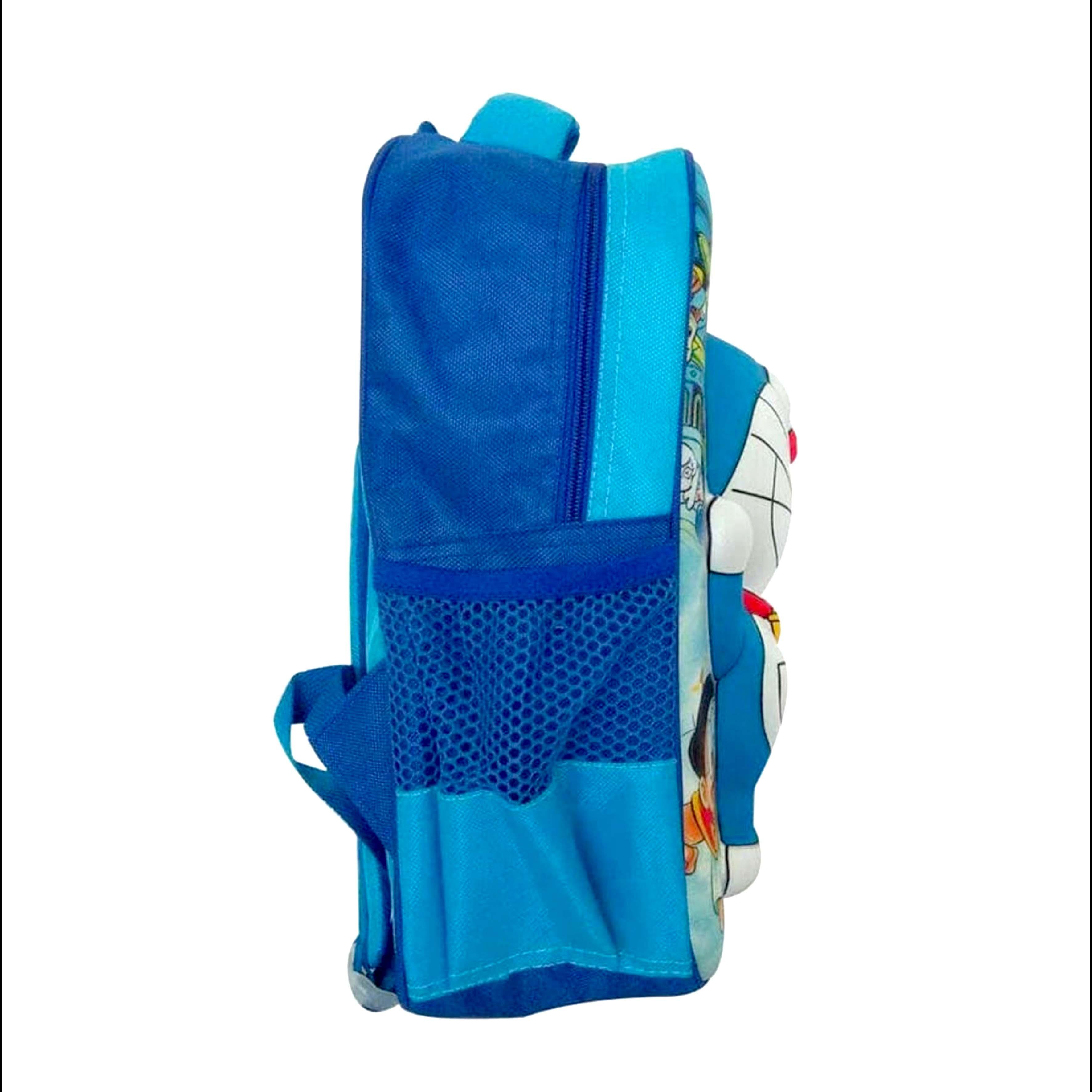 ... Tas ransel anak sekolah SD doraemon 3D hard case - 3 ...
