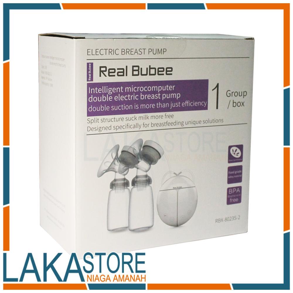 Real Bubee Breast Pump Murah / Pompa Asi Elektrik