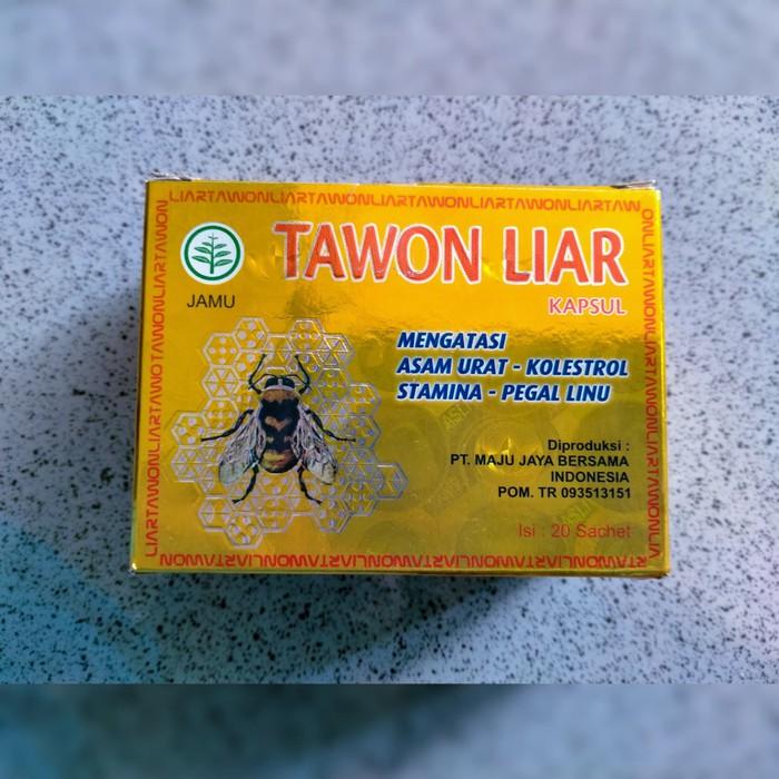 [cod] tawon liar original asli – obat herbal asam urat pegal linu & kolesterol / kolestrol