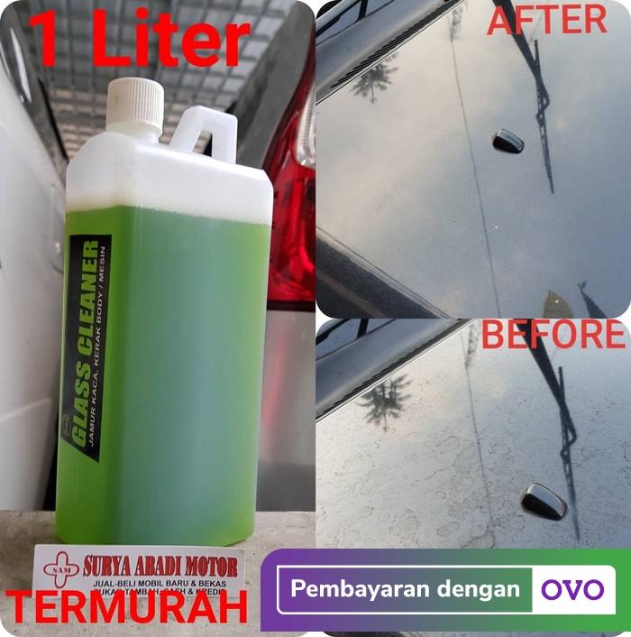 paket hemat : best of remover : pembersih jamur kaca / noda interior mobil / aspal tar : do :  no.1