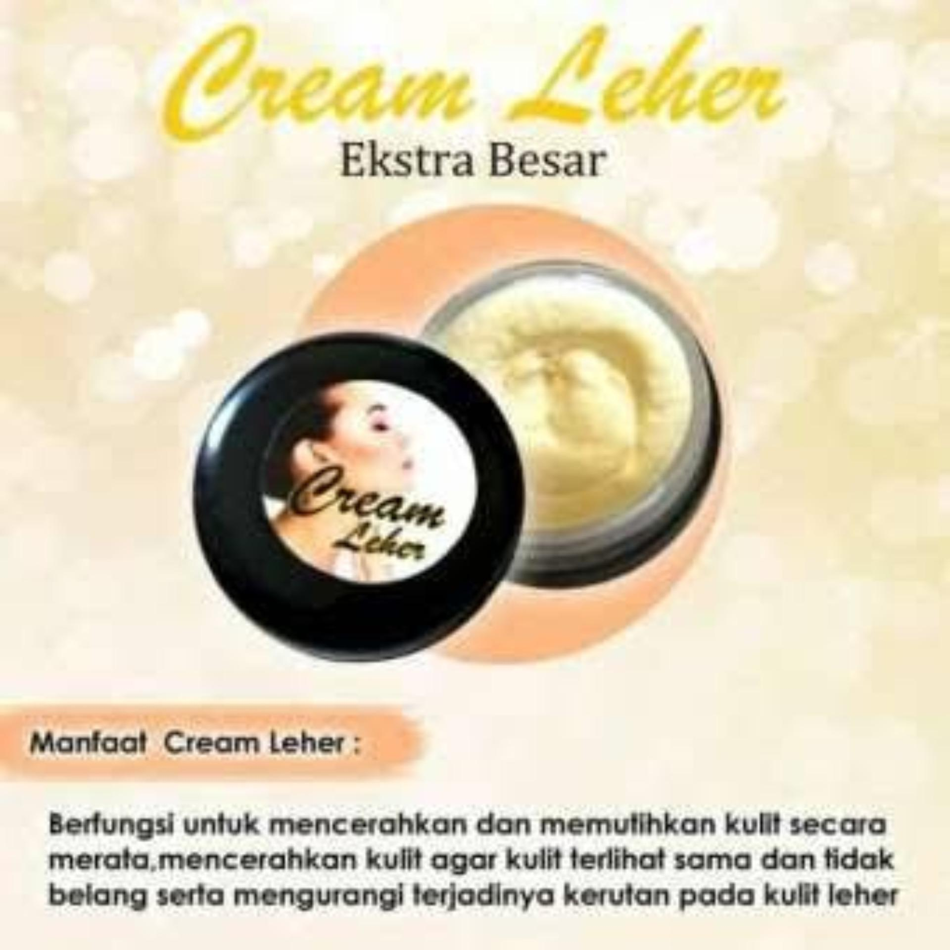 cream leher neck cream original larossa