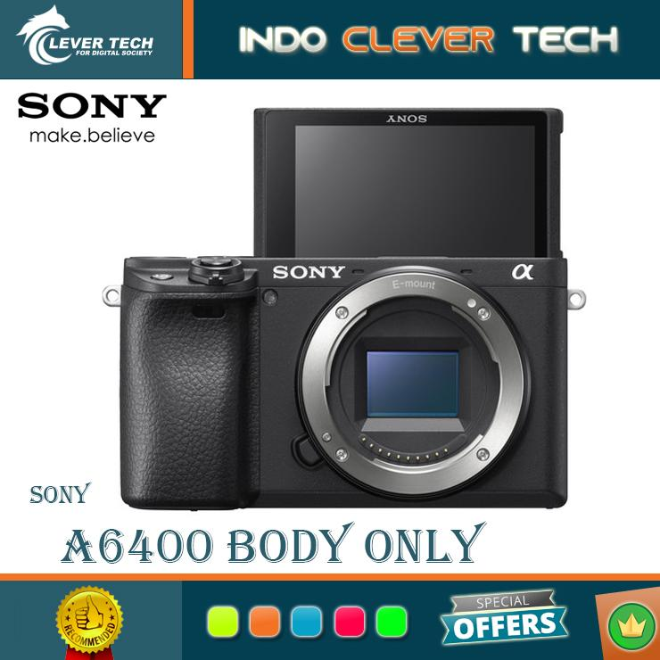 Review Sony Alpha A6500 Body Only Kamera Mirrorless Free Screenguard
