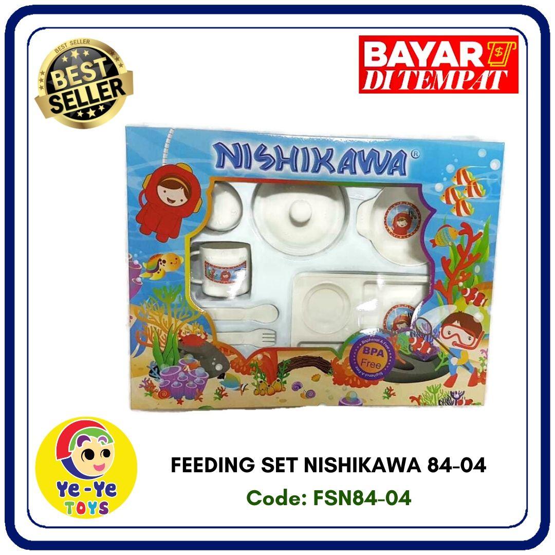 peran bayi / tempat makan bayi / ing set nishikawa 84-04
