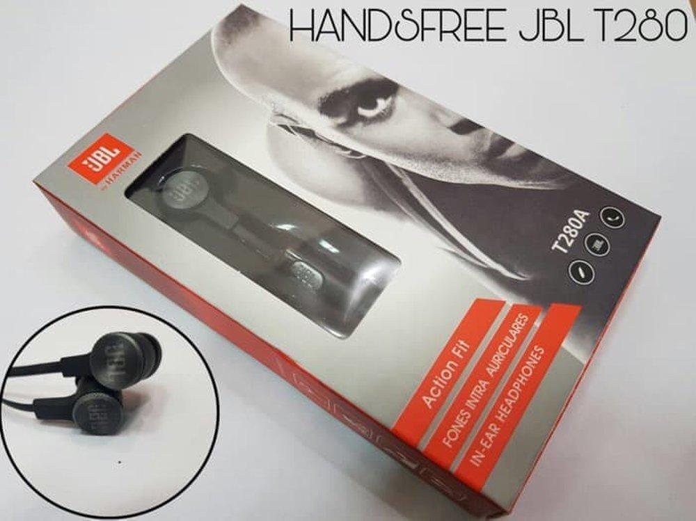 Detail Gambar NNC Beauty - Headset Bass JBL T280A - Headset JBL_T280A Pure Bass Sound High Quality Terbaru