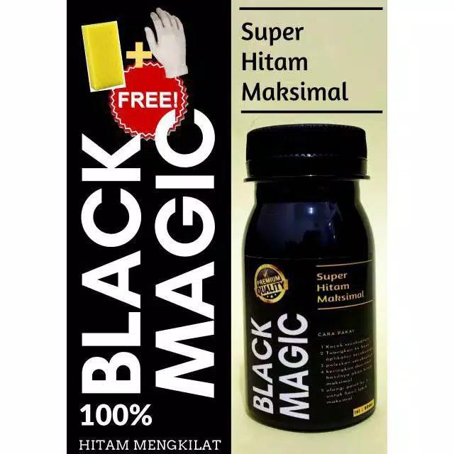 black magic penghitam body permanent