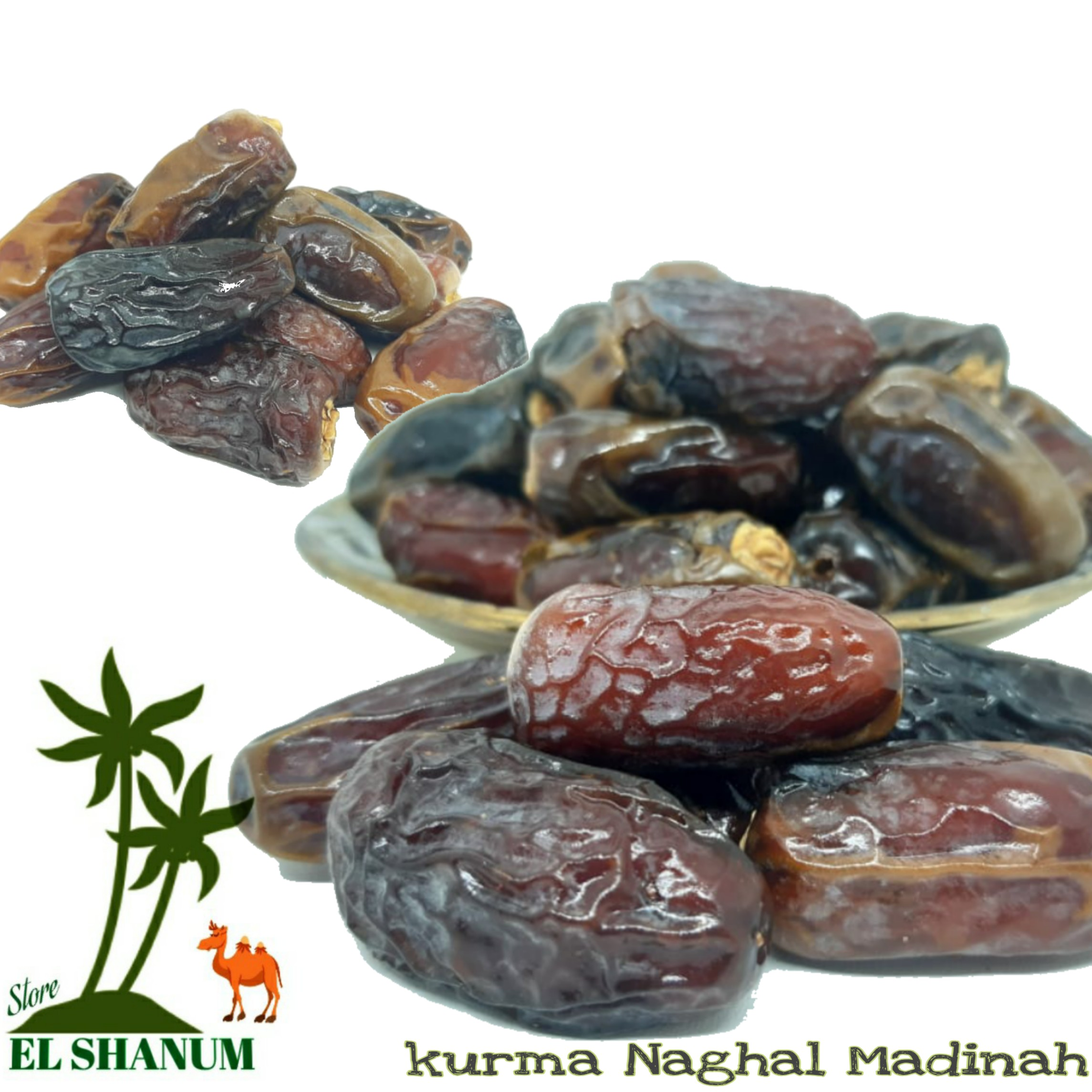 kurma medjool palestine 1kg /  gratis madu / medjool grade a / oleh oleh haji umroh