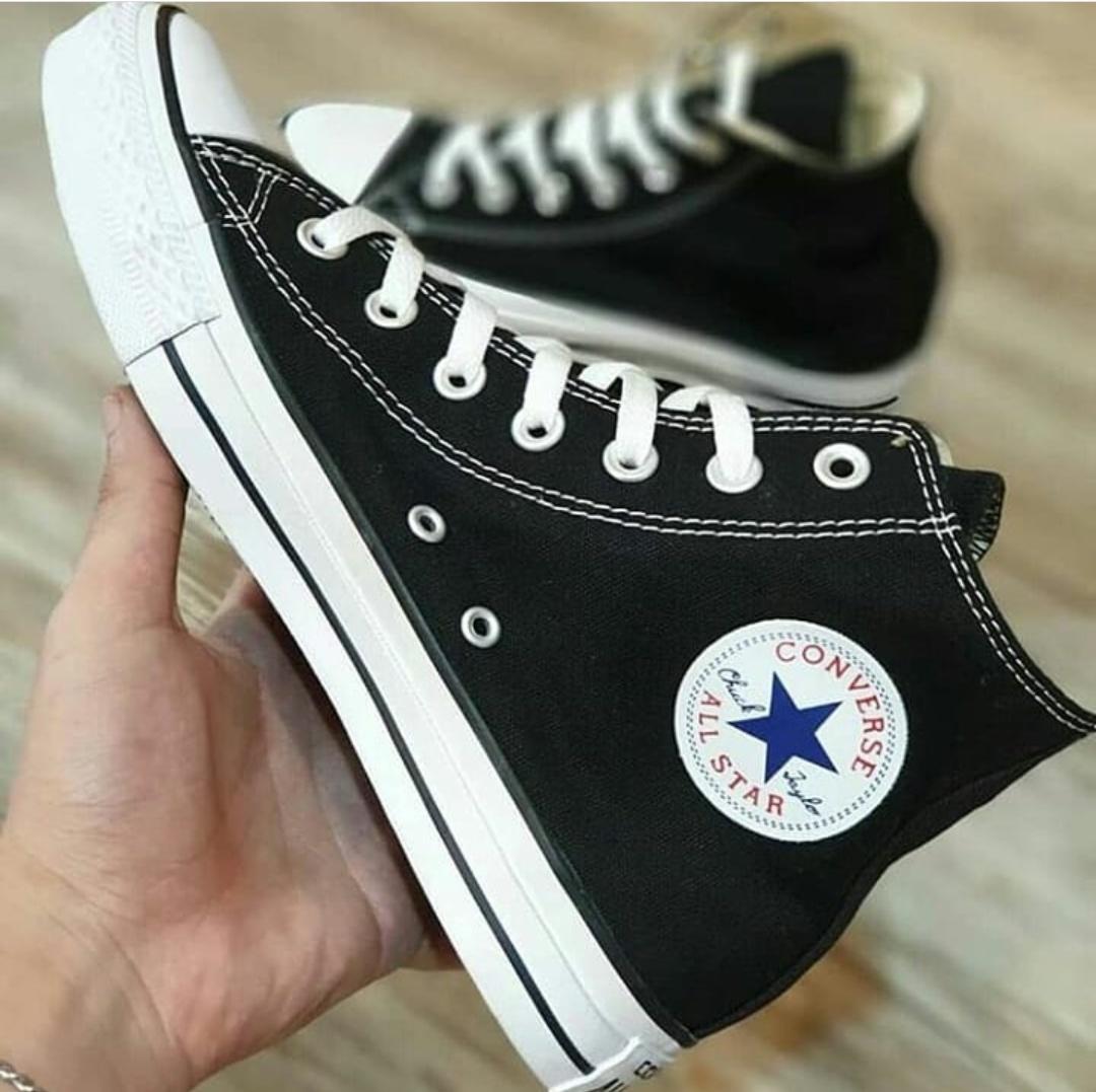Sepatu Sneakers All Star 065 Kpy Hitam - Daftar Harga Terlengkap ... a39b69a42d