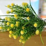 ... 1 Ranting Kecil Tanaman Buatan Rumput Bunga Palsu Plastik Sutra Kayu  Putih untuk Meja Kantor Pernikahan ... 5ed89e0a06
