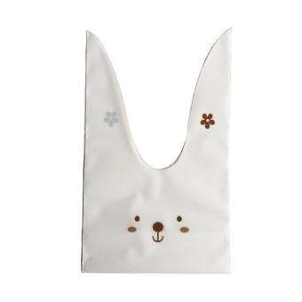 20 Buah Telinga Kelinci Besar Kue Permen Biskuit Kemasan Plastik Tas Perlengkapan Pesta Pernikahan Hadiah Permen