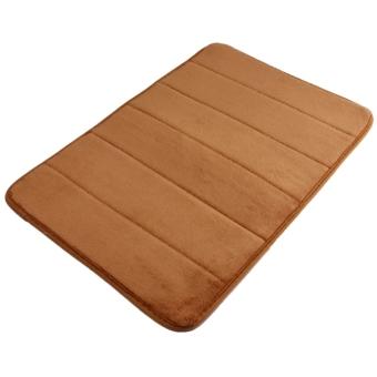 40 cm x 60 cm busa memori karpet keset kamar mandi non-slip manditikar karpet
