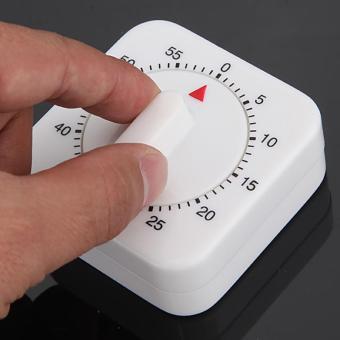 60 Menit Dapur Timer Menghitung Mundur Alarm Pengingat-Intl