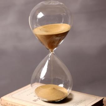 Cek Harga Baru 60 Menit Waktu Jam Pasir Tinggi 24 Cm Kreatif Hadiah Kaca Pasir Timer Sandglass Golden Sand Dekorasi Rumah-Internasional dari Toko Lain ...