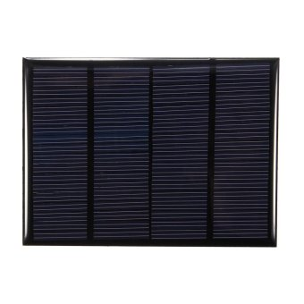 85*115*2mm 18 V 1.5 W Solar Panel Solar Modul Mini Tata Surya