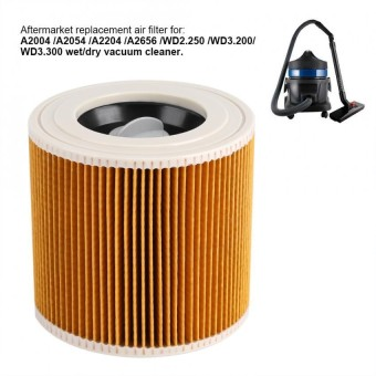 Air Filter Replaces for A2004 A2054 A2204 A2656 WD2.250 WD3.200 WD3.