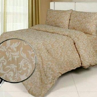Alona Ellenov Ukir Krem Bed Cover Set