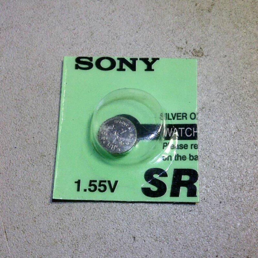 Sony Sr916sw 373 Battery Baterai 5 Pcs Daftar Harga Terlengkap Renata 377 Sr626sw Sr 626 Sw Batre Batrei Kancing Jam Tangan Original Review Of Watch Batteries 155v Belanja Murah
