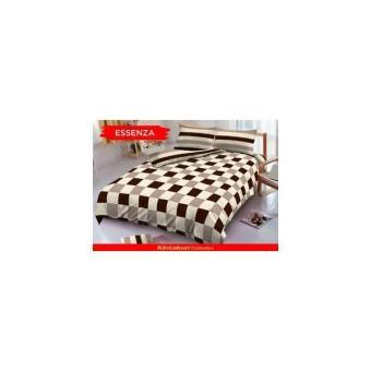 Bedcover D'luxe Kintakun Ukuran 160 X 200 - Essenza Murah