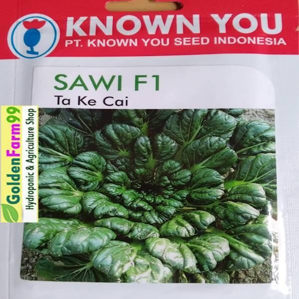 Review of Benih Sawi Pagoda F1 Ta Ke Cai Know You Seed belanja murah - Hanya