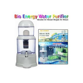 BIO ENERGI 15 LITER ALAT SARING FILTER AIR SIAP MINUM WATER PURIFIER